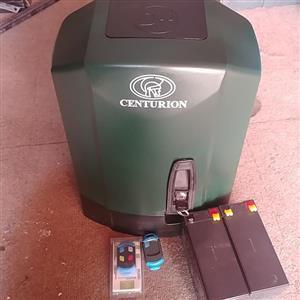 D10 centorion gate motor