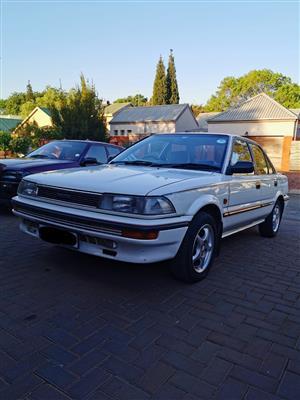 1991 Toyota Corolla 160i GLS