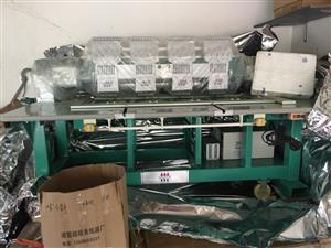 brand new 4 head industrial embroidery machine