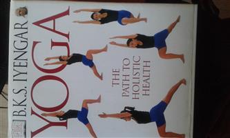 Yoga Book by B.K.S Iyengar