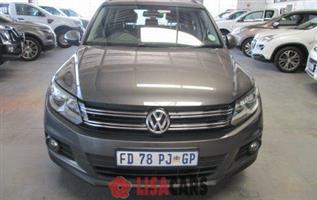 2012 VW Tiguan 1.4TSI Trendline