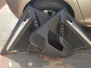 Golf 7 door panels