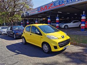 2013 Peugeot 107 1.0 Trendy
