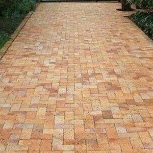 WHEATSTONE FULL BRICK PAVERS SUPPLY AND INSTALLATION