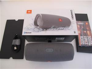 JBL Charge 4 Bluetooth Speaker LIKE NEW in the box