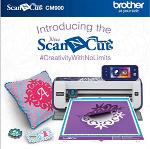 Brother Scan N Cut - CM900