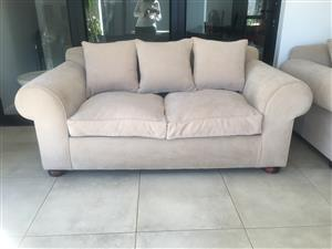 2 x 2 seater couches / lounge suite
