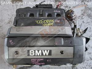 BMW 256S5 -2.5L EFI