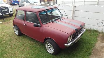 1982 Mini hatch Cooper