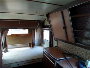 Jurgens 580B Caravan FOR SALE
