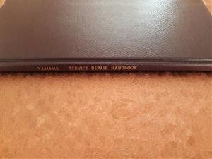 Yamaha - Service Repair Handbook - Twin Cylinder 1965-1971 - Clymer Publications.
