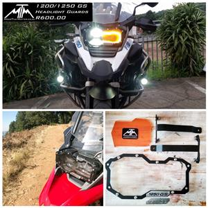 BMW 1200GS LC and F800GS Accessories