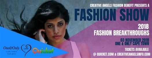 Creative Angels Fashion Benefit Fashion Show