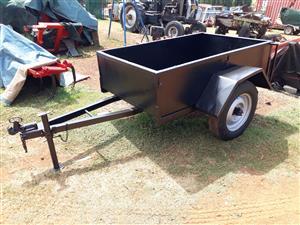 small farm trailer