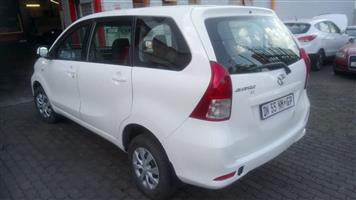 2015 Toyota Avante