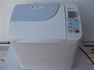 Panasonic Breadmaker -  Model: SD-253 - in excellent condition with Manual