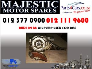 audi a4 b6 oil pump used for sale