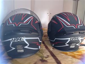 Brand Brand new ILM flip up helmets for sale. Size Large.