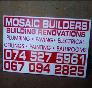 MOSAIC BUILDERS