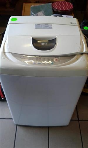 LG auto top loader for sale