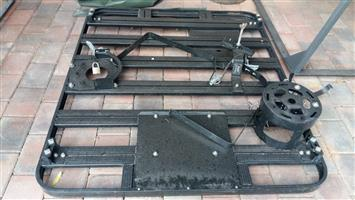Camping Gear Roofrack