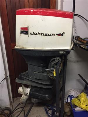 Johnson 60 hp outboard | Junk Mail
