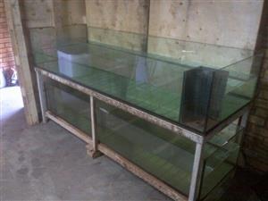 BIG Aquariums 700L x2