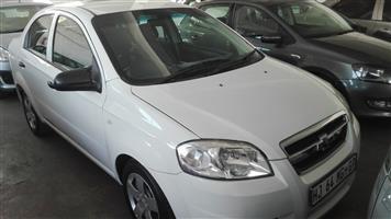 2011 Chevrolet Aveo 1.5 LT