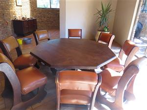8 Seater Solid Imboyja dinner set