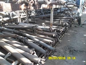 Assorted porpshafts