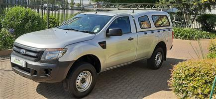 2012 Ford Ranger single cab RANGER 2.2TDCi XL P/U S/C