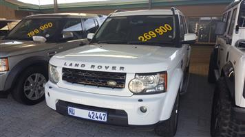 2011 Land Rover Disc