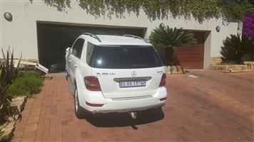 2012 Mercedes Benz ML 350 Grand Edition