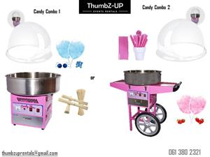 Candy Floss Machine for hire