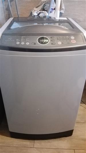 Samsung 13kg washing machine toploader