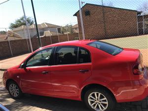 2013 VW Polo Vivo sedan 1.6