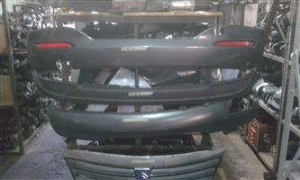 BMW AND MERC Rear Defusers