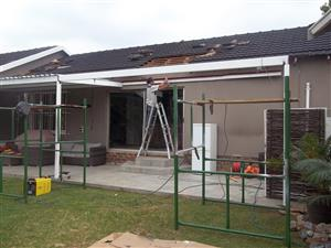 Carports and steel structures