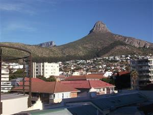 Two Bedroom and Two Bathroom Apartment in Piazza, st John's road - Sea Point