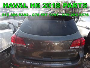Haval H6 2018 Replacement Parts
