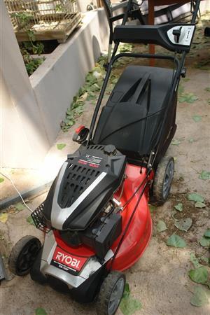 Ryobi lawnmower bargain !