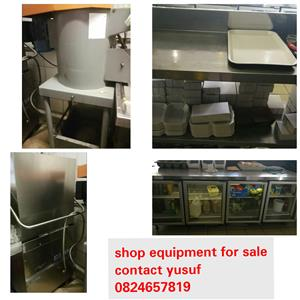 Shop equipment for sale