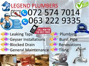 Pretoria East Plumbers 24/7 emergency respond plumbers. No call out fees contact us now for any plumbing jobs