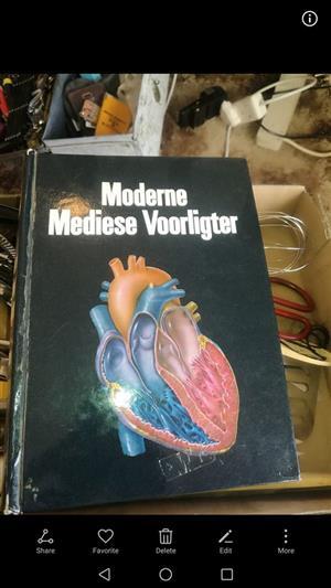 Mediese boek