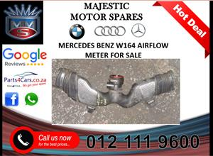 Mercedes benz W164 airflow meter for sale