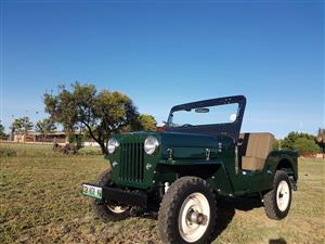 1953 Jeep Uncategorized