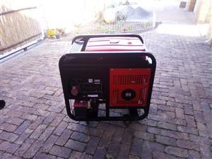 Honda 12kva generator