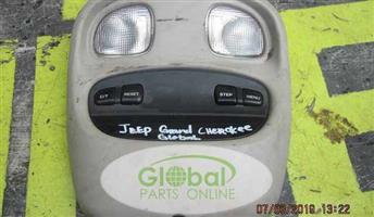2002 Jeep Grand Cherokee Interior Light