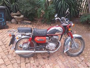 1980 Honda Ace 125