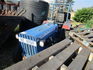 Ford 6600 Tractor- ON AUCTION